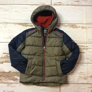 Hawke & Co Boys winter coat